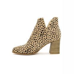 Nouveau design de mode d'usine de l'hiver bottines pour les femmes de mesdames