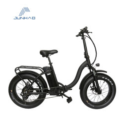 """20 """" 알루미늄 합금 Bafang 모터 세륨을%s 가진 전기 뚱뚱한 타이어 자전거는 승인했다"""
