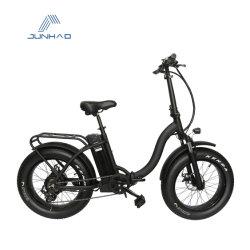20 '' [ألومينوم لّوي] كهربائيّة سمين إطار العجلة درّاجة مع [بفنغ] محرك [س] يوافق