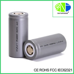 최고 가격 UL 세륨 RoHS 승인되는 3.2V 5000mAh 32650 LiFePO4 건전지