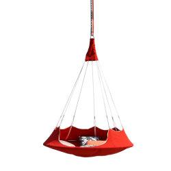 De nieuwe Hangende Hangmat van de Persoon van het Ontwerp Dubbele voor Binnen & Openlucht Gebruikte 1.8m