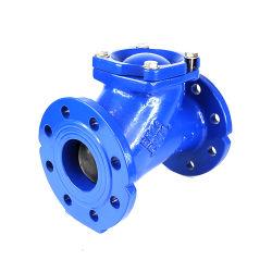 Bridas de hierro fundido tipo bola de flotación de la válvula de retención