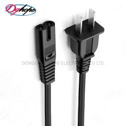 Cordon d'alimentation japonais ont approuvé le prolongement de l'alimentation PSE plug cable