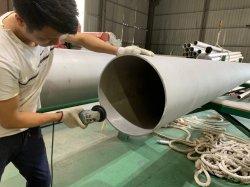 304構築または産業機械のための継ぎ目が無いステンレス鋼の管