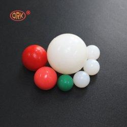 لون سيليكون خصائص ممتازة الكرة المطاطية