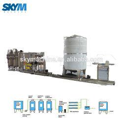 5000 litre par heure du système de traitement de l'eau professionnel/usine de purification de l'eau