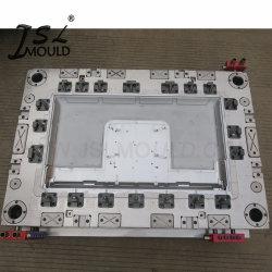 LED LCD 텔레비젼 쉘 덮개 프레임 주입 플라스틱 형