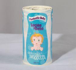 Clients de gros logo imprimé animal pleine couleur étanche de l'impression des étiquettes pour produits Daily-Use de rouleau