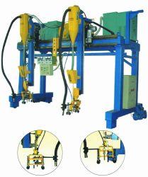 Lha-4000 H Beam viu a linha de produção da máquina de solda