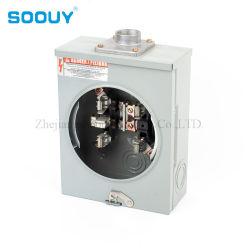 ANSI 표준 100A 125AMP 가정용 전기 측정기 소켓 제조업체