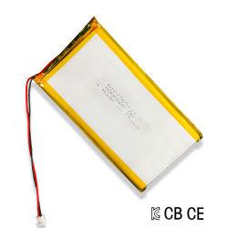 Dtp7565121 nachladbare Lipo Batterie 8000mAh für Tablette PC