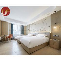 ヨーロッパ式の中国の現代デザインホテルの寝室の家具の製造者