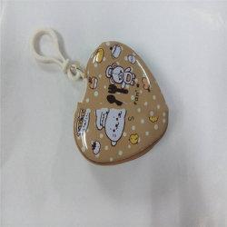 Galletas dulces galletas personalizadas para Boda Regalo en forma de corazón Caja de estaño metal