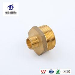 Junta do tubo de latão o abastecimento de água e drenagem de junta do tubo de cobre misto do diâmetro do Diferencial