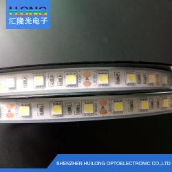Высокая яркость 60светодиоды светодиод гибкой полосы для тонких световых витрин/канал письма