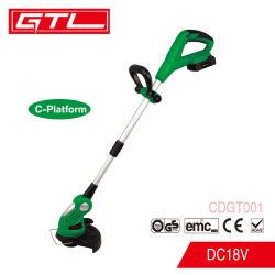 Léger des outils de jardin 18 V batterie Li-ion de l'herbe sans fil portable Tondeuse électrique de la faucheuse de brosse