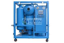 Hohes Vakuumtransformator-Öl-Regenerationspflanze mit vollerem Massen-Öl-Regenerationsfilter