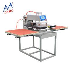 Планшетный принтер пластинчатого типа и новое состояние нажмите кнопку нагрева машины Термоперенос печать