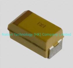 Condensateurs au tantale moulé à composant électronique Kemet IC 1206 T491A106K016at T491b106K016at