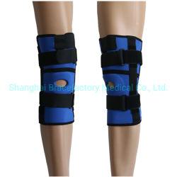 Parentesi graffa di /Knee di sostegno del ginocchio di sport di neoprene con la patella aperta