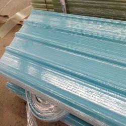 Glasfaser-gewölbter korrosionsbeständige Dach-Blatt-Hersteller des Fiberglas-FRP GRP