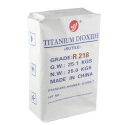 Le rutile TiO2 pour le revêtement de pigment dioxyde de titane