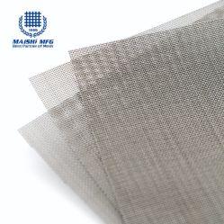 Rete metallica di filtrazione dell'acciaio inossidabile 304