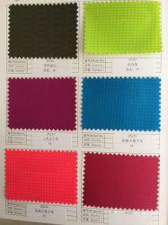 Polyester étanche antistatique 300d'Oxford Tissu avec revêtement PU/PVC pour Sac et valise