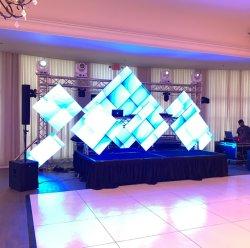 La meilleure qualité des panneaux LED P3.91 Nationstar P4.81 pour l'extérieur des murs de la vidéo HD portable intérieure / location d'événements (500x500mm, 500X1000mm)