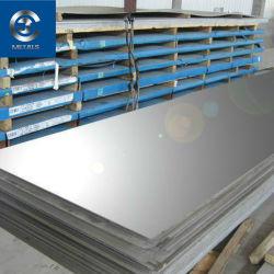 Plaque en acier galvanisé//fil décoratif dessin//polissage miroir/Tôles en acier inoxydable enduits/alliage Feuille en acier au carbone (309S 310 410 416 904L 2205 A36 E355 Q345)
