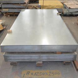 SPCC SGCC Cr de acero laminados en frío de Gi/placa de acero galvanizado en caliente