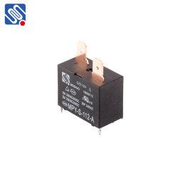12 Volt 24V 48VDC 20A 250VDC PCB de 4 pinos do relé de controle de uso geral de 5 Volts Relais para aparelho marca Meishuo Inicial