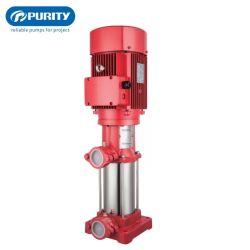 PV 시리즈 화재 싸움을%s 순수성에서 고압 수직 다단식 경마기수 펌프