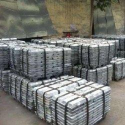 Banheira de vender lingote de ligas de alumínio secundário ADC12