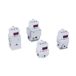 공기 근원 처리 Nitv1000 시리즈 압력 벨브 Electro-Pneumatic 규칙