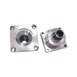 Fresa p/ fresar peças de maquinagem sobresselentes latão de alumínio em aço inoxidável Peça da máquina de manutenção de anodizing de corte para equipamento médico especial