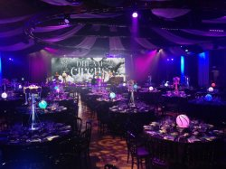 P4.81 LED Dance Floor Stadiums-Bildschirm LED-Bildschirmanzeige für Nachtklub-Theater-Konzert