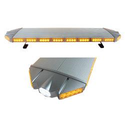 Röhrenblitz-heller Stab der Fabrik-48 bernsteinfarbiger des Zoll-LED für Fahrzeug in Gleichstrom 12V