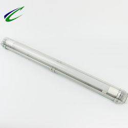 IP65 de 0,6 m de 1,2 m de 1,5 millones de Tri LED LED Accesorios Prueba de la luz del tubo con un solo tubo LED de luz de la Oficina tubo fluorescente de luz exterior Iluminación LED