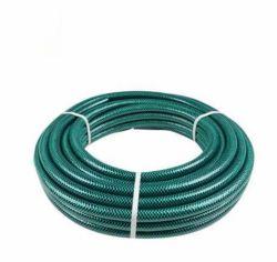 Fábrica Venta directa Verde de Alta calidad 2 pulgadas PVC Jardín Tubo flexible blando para el suministro de agua