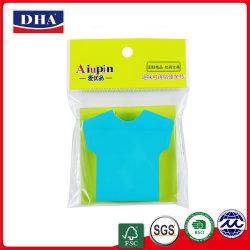 Personalizada de Fábrica chinesa Bonitinha Blue Notas Memo Pad (DH-9732)