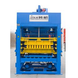 8-15 Qt totalmente automática máquina de bloques de hormigón hidráulico