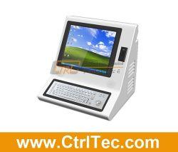 Kiosque à écran tactile de bureau pour l'information / Accès à Internet, coin paiement