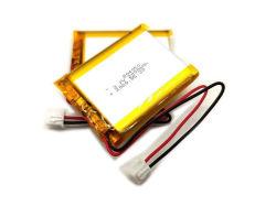 Medical Device3.7V 804050 2000mAh Polímero Recarregável Bateria de lítio