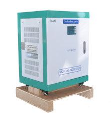 6kw Monophasé 220V off onduleur sur réseau avec l'AC (d'entrée de dérivation de la batterie ou alimentation de priorité priorité)