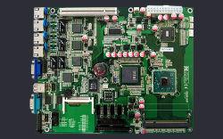 Межсетевой экран системной платы, мягкий Routher, Atom xgiga Moterhboard с 4LAN