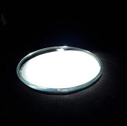 L'aluminium recouvert de perles de verre réfléchissant, l'argent poudre réfléchissante
