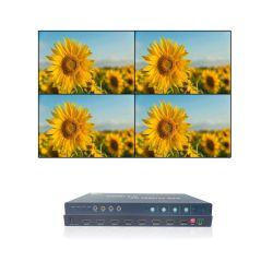 دعم البيع الساخن الكثير للعديد من مفاتيح تحويل HDMI Matrix 4X4 مقسم مفتاح مصفوفة HDMI بدقة 4K