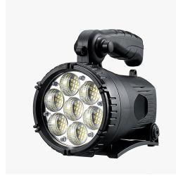 Водонепроницаемый фонарь оптом IPX4 с перезаряжаемой ручкой, 1500 люмен, светодиодный фонарик С регулируемым фонариком Power Bank Quality