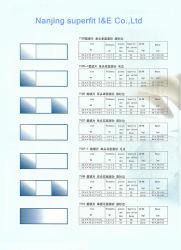 Одноразовые медицинские микроскоп слайд, 7101 телефонов 7102, 7105, 7109, 7012